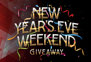 New Year's Eve Weekend Giveaway