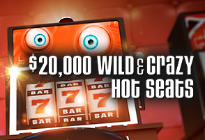 $20,000 Wild & Crazy Hot Seats