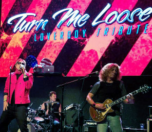 Loverboy Tribute