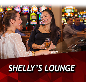 Enjoy the nightlife at Shelly's Lounge