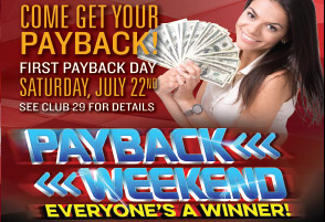 Payback Weekend